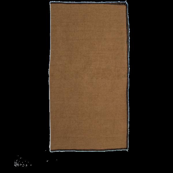 Letia Napkin Template Tabac Half Fold